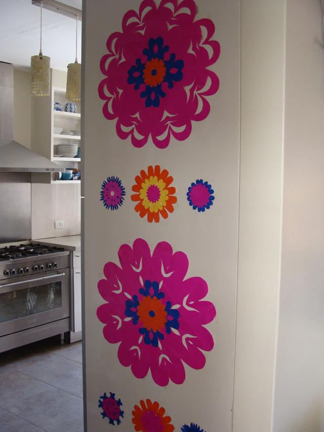 Paper Flowers Kitchen close-blog
