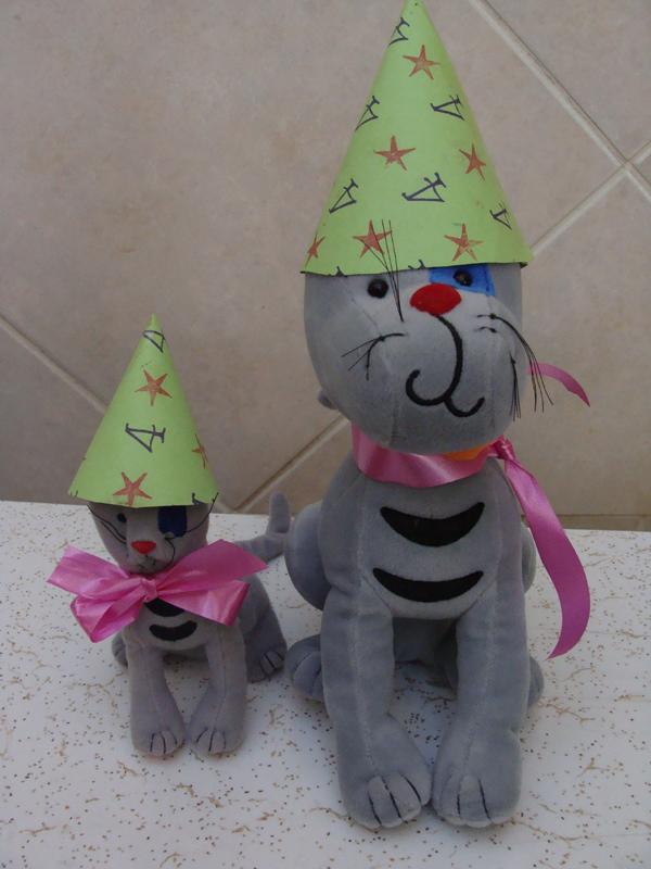 Birthday Dog+Cat