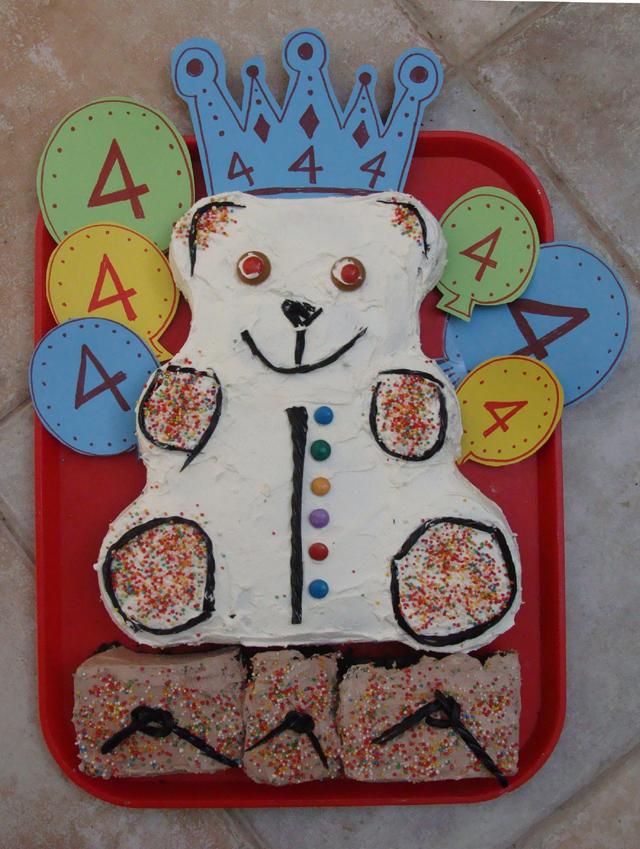 Bear Cake-blog