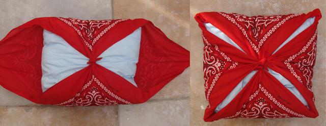Handkerchief Decoration Ideas