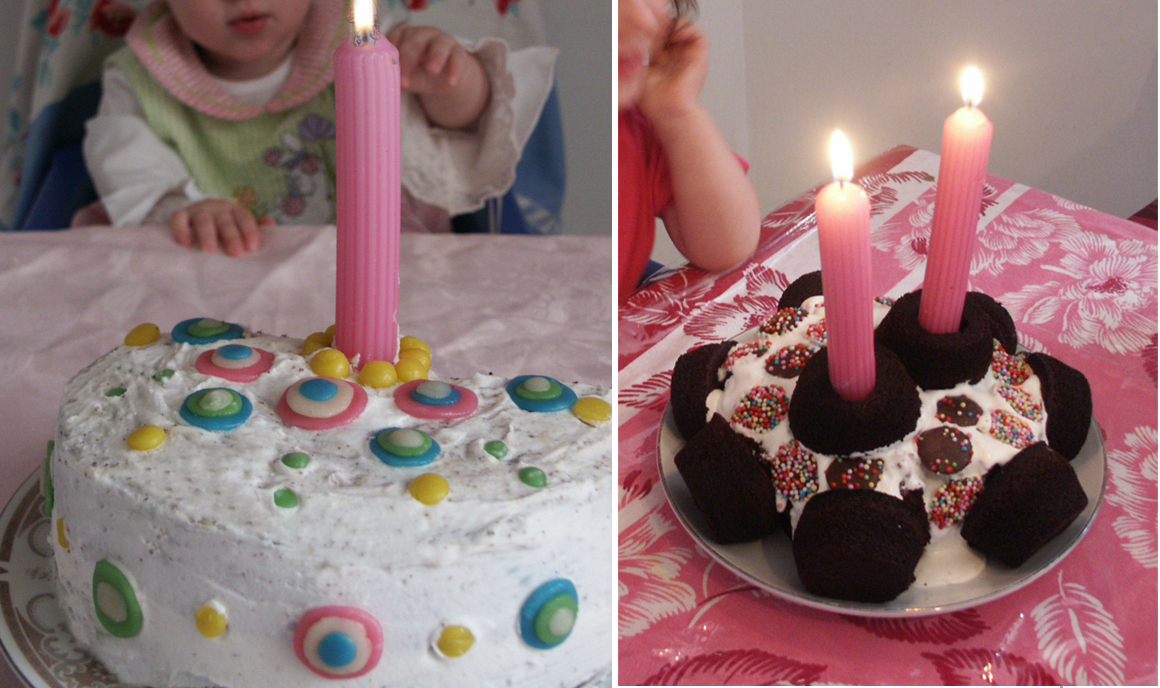 A Birthday Cake Chronology Perseverence And A Little Experience