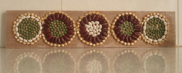 Bean Mosaic