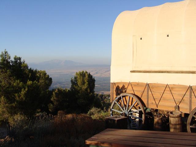 Bat Yaar Wagon+Mt. Hermon, Israel