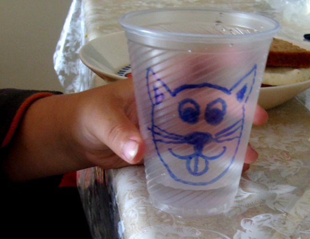 Cartoon Cup