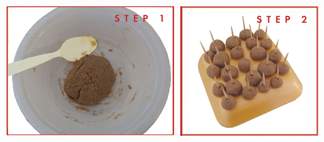 Sand Bead How To 1+2