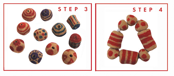 Sand Bead How To 3+4