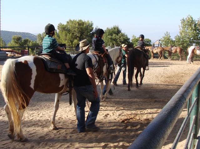 Bat Yaar Horse Ride