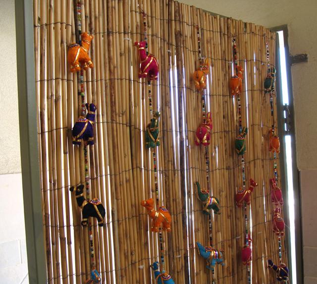 Succah Door Decorations
