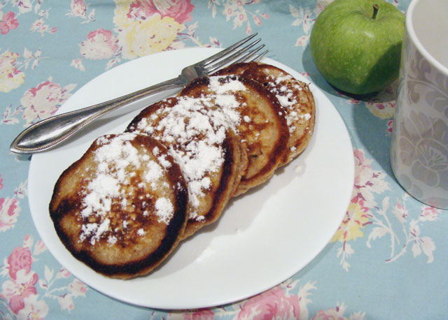 Pancakes-Whole-Wheat-Oatmea