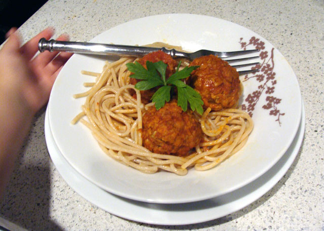 Moroccan-Meatballs