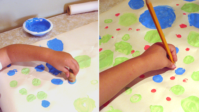 Printing Paper with paint1