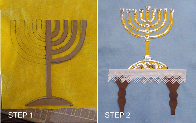 Felt Chanukah Step1-2