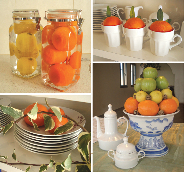 Celebrate Winter Fruit: Quick Tu B'Shevat Decorating Ideas