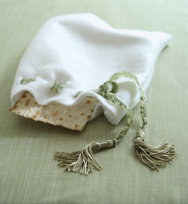 Pesach Afikomen Bag Fleece
