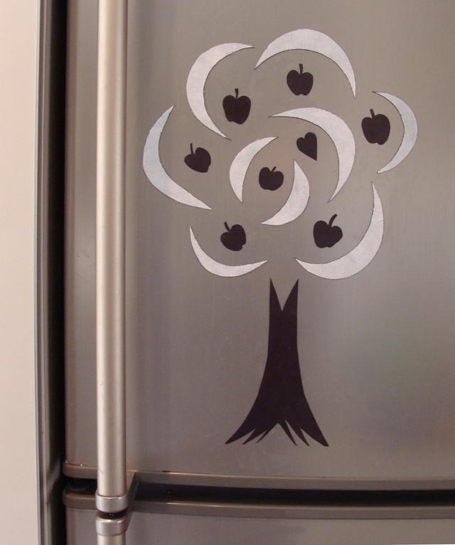 Refridgerator Magnet Picture