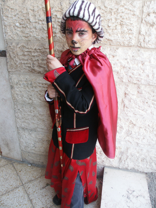 Original Costumes.Make Original Costumes For Purim Or Play Dress Up With