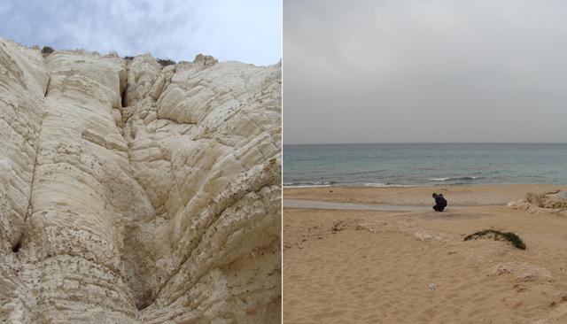 Rosh HaNikra Beach
