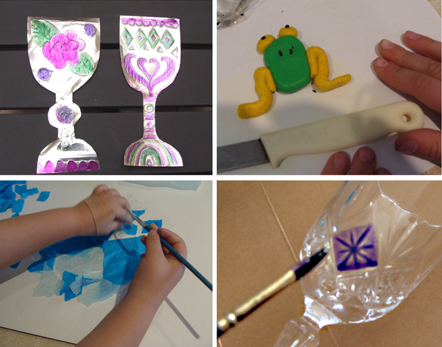 Pesach Craft Preview