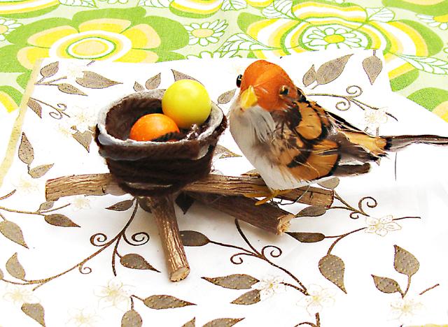 Happy Birdday Favor