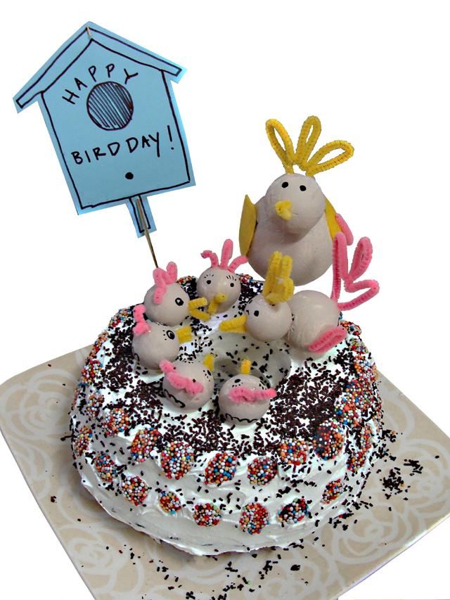 Happy Birdday Cake 2