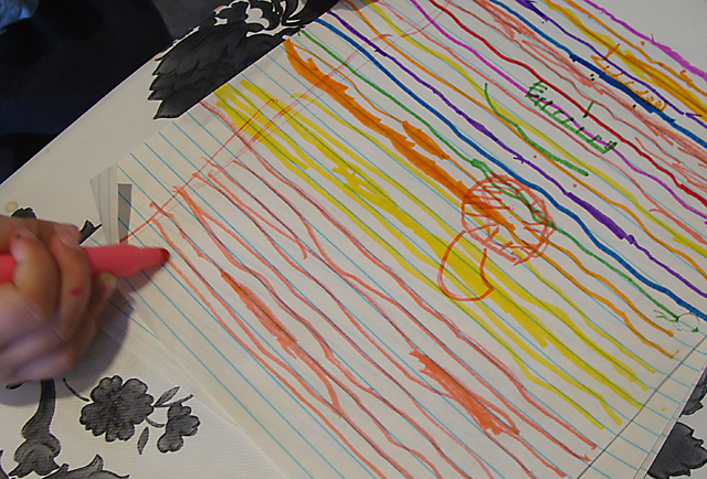 Calender Doodle Paper