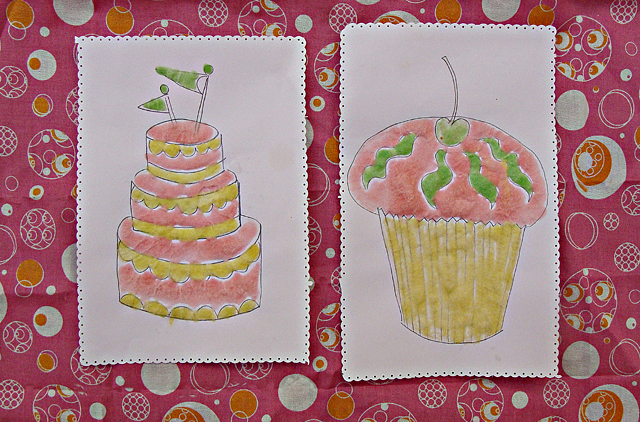 Puff Paint Illustration-cakes 2