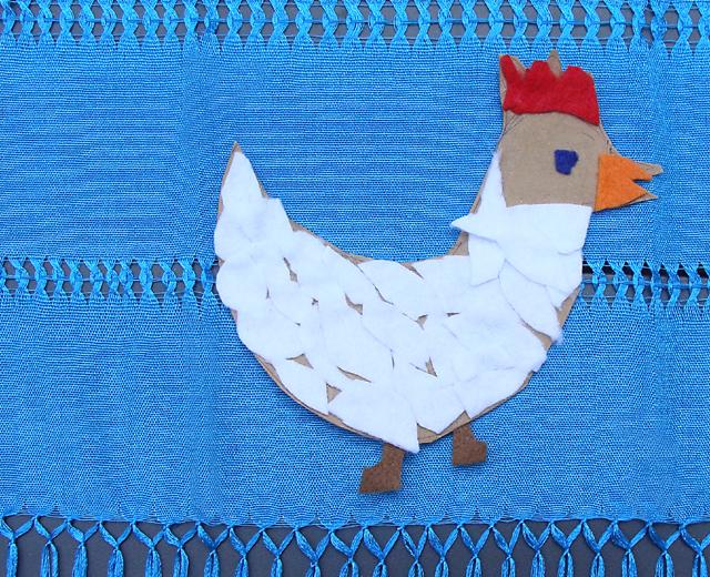 Yom Kippur Chicken