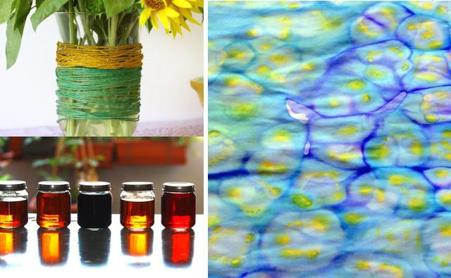 Marker Dye + Example