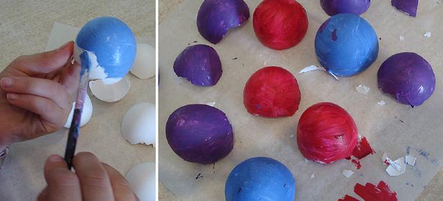 Eggshell Art How To