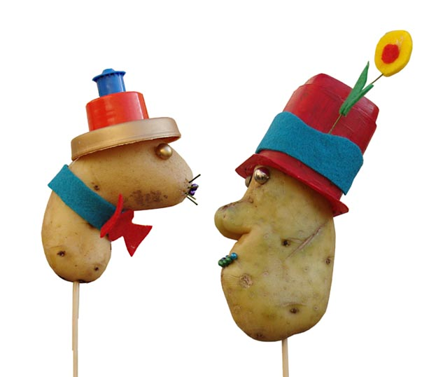 Potato Head Friends Profile