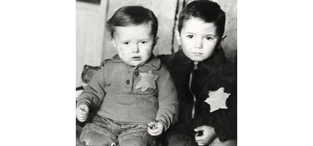 Holocaust Memorial kids photo