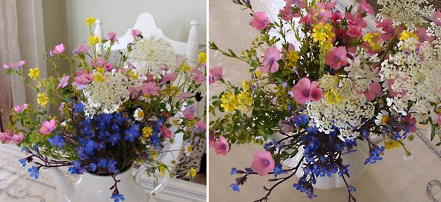 Shavuos Wildflowers