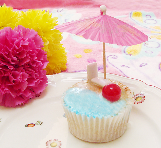 Summer cupcake decorating ideas dream house experience for Creative cupcake recipes and decorating ideas
