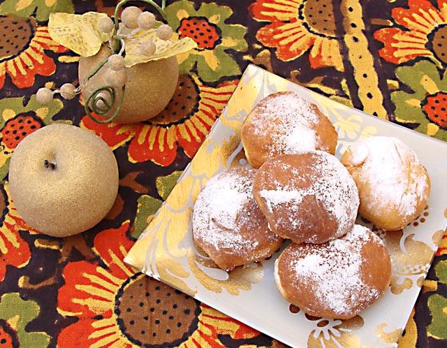 Rosh Chodesh Kislev Doughnuts