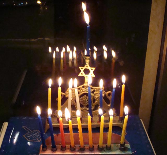 Hanukkah 8th night