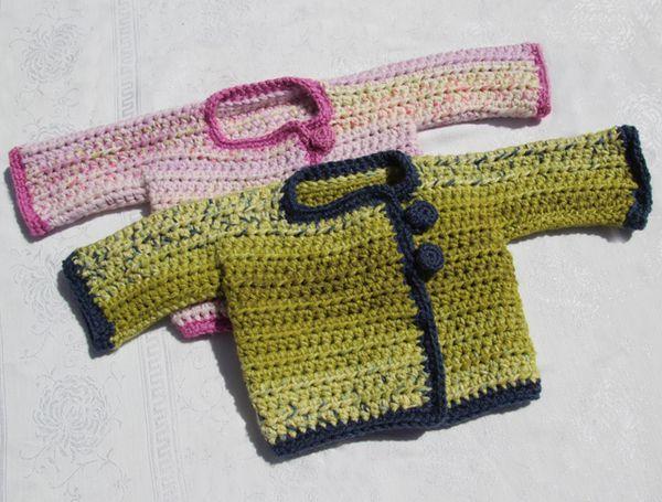 Crochet Dog Jacket Free Pattern