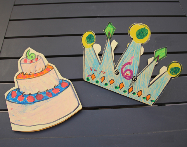 Birthday Card Project For Kids