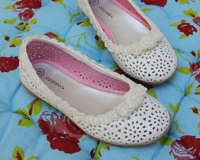 Wedding Flower Girl Shoes