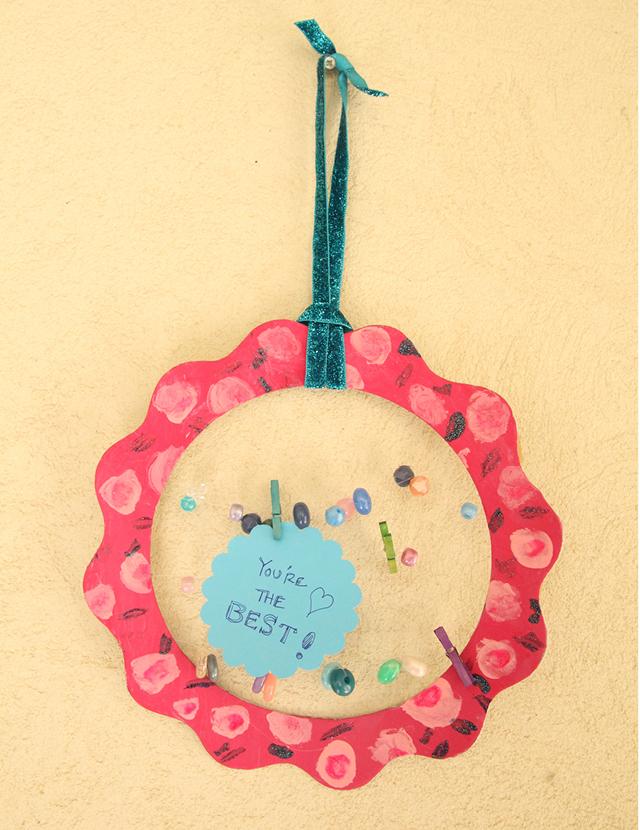 Note Holder Craft For Kids