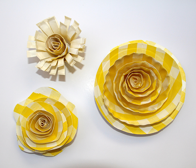Paper Plate Flowers & Paper Plate Flowers - creative jewish mom
