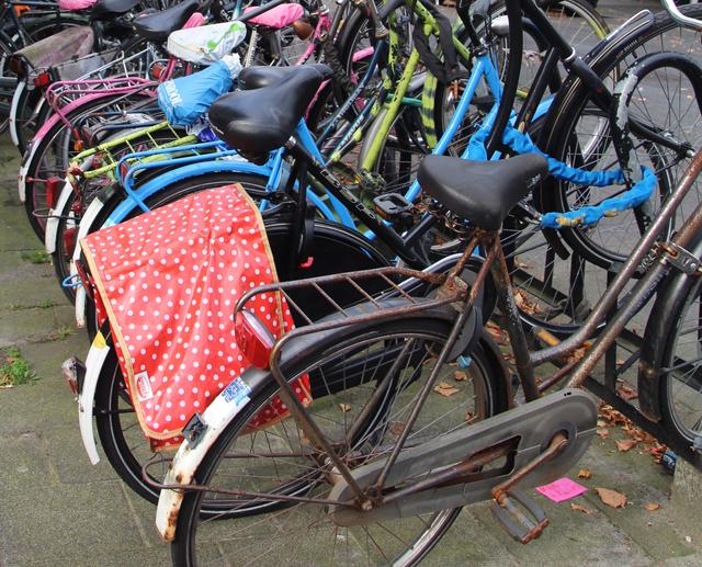 Dutch cute bikebags