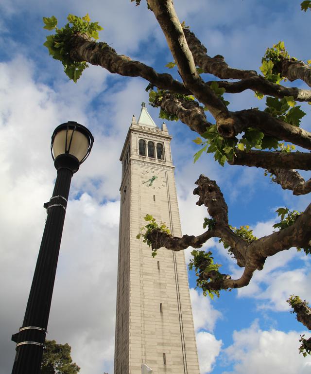 Architecture UC Berkeley Campanile