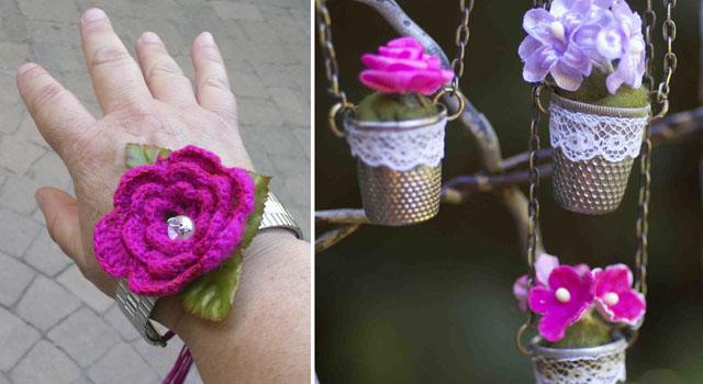 Thimble necklaces,watch band bracelet
