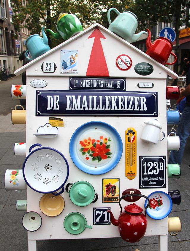 Dutch cute enamel ware store