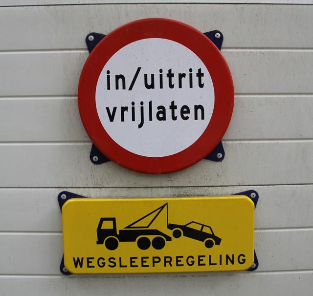 Dutch cute signs