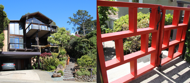 Architecture-berkeley Japanese inspired design