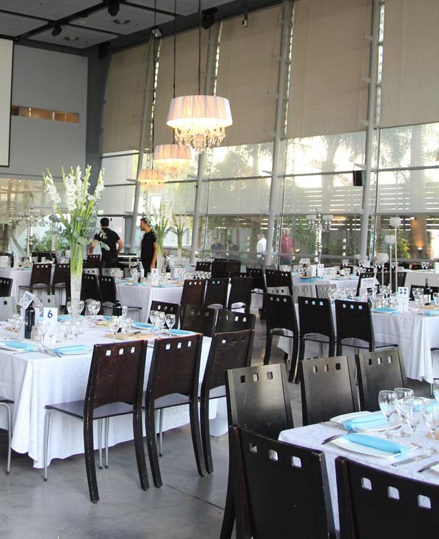 Wedding Gladiola Centerpiece