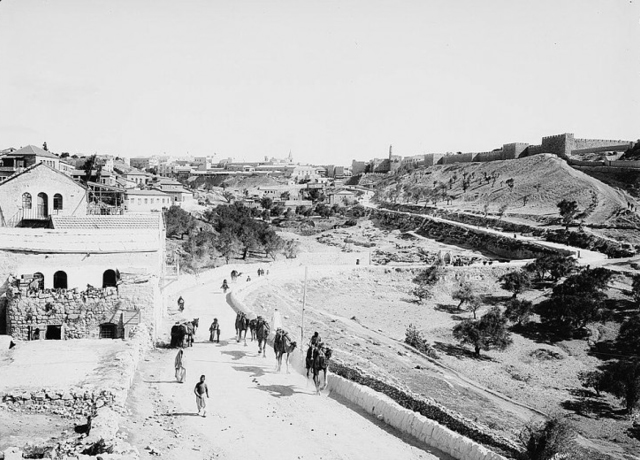 Old Jerusalem Photo from South