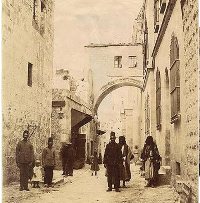 Old Jerusalem Photo