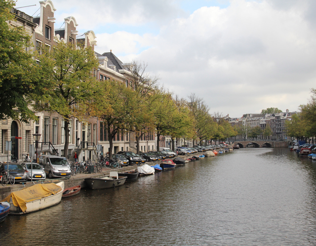 Amsterdam Canal beauty